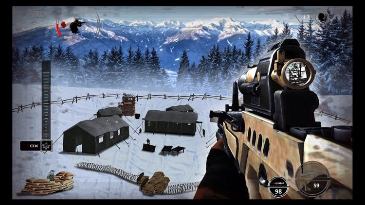 Mountain Sniper 3D Shooting screenshot-4