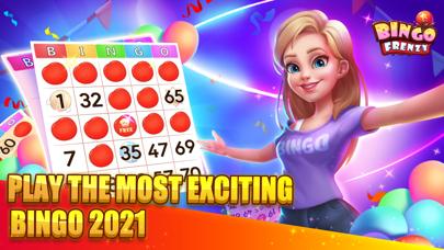 Bingo Frenzy: ビンゴゲーム!のおすすめ画像1