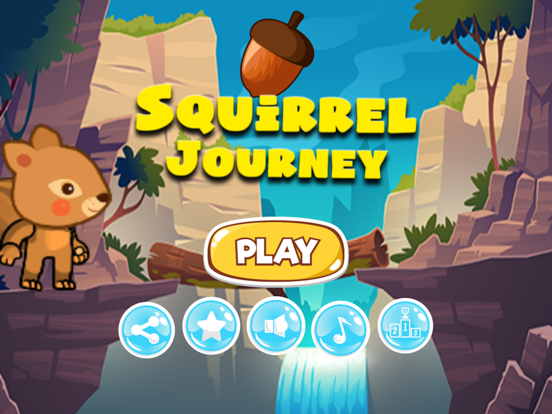 The Jungle Squirrel On Journey screenshot 7