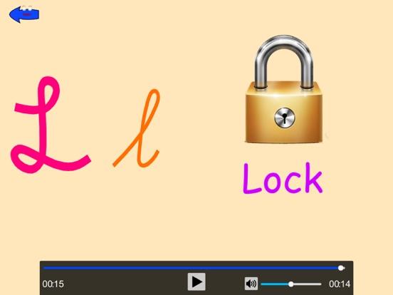 LKG Alphabet Book screenshot 9