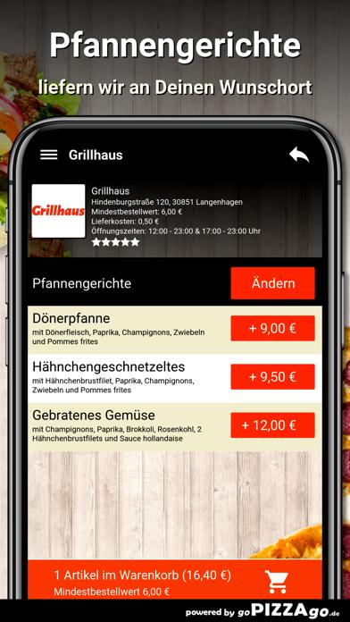 Grillhaus Langenhagen screenshot 6
