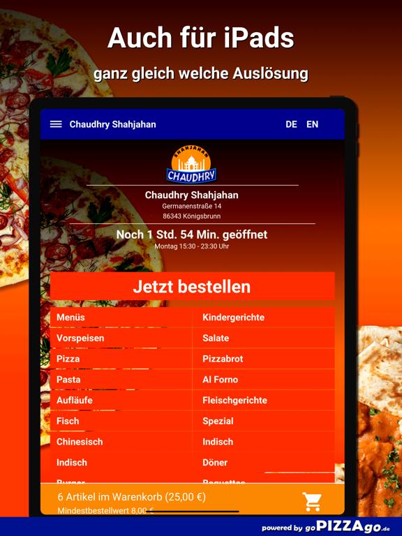 Shahjahan Königsbrunn screenshot 7