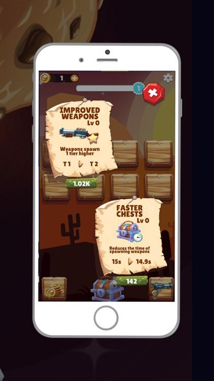 Merge Weapons Magic screenshot-3