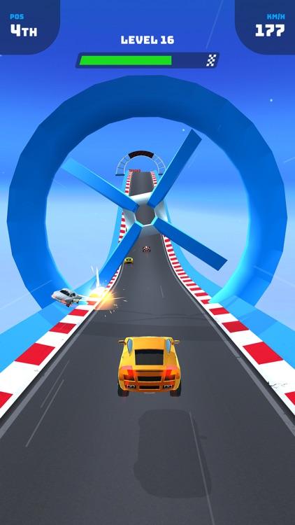 Race Master 3D - Car Racing screenshot-3