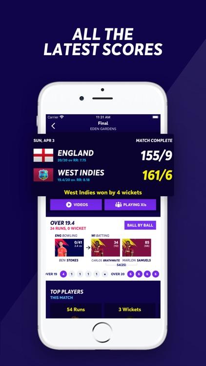 ICC Men's T20 World Cup 2021 screenshot-3