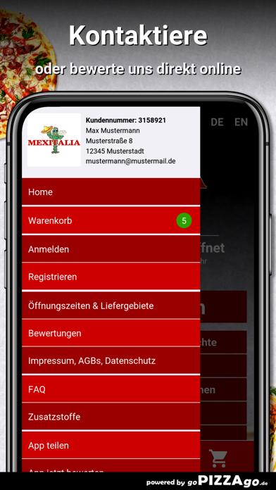Mexitalia Dortmund screenshot 3