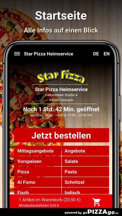 Star Pizza Teisnach screenshot 2
