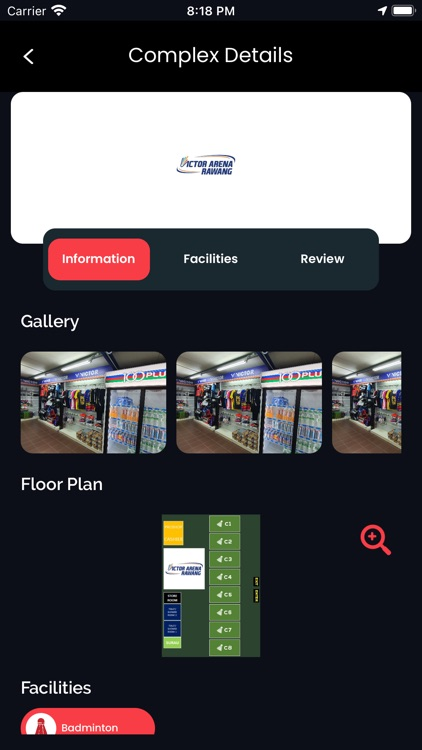 AFA: Sports Venue Booking App screenshot-5