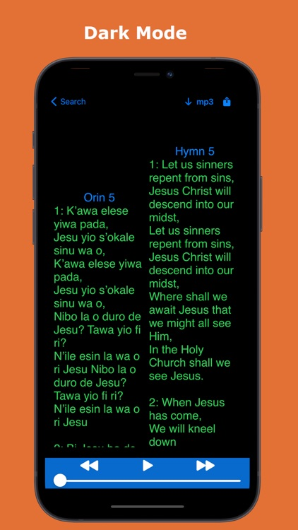 CCC Hymns with Mp3 screenshot-3