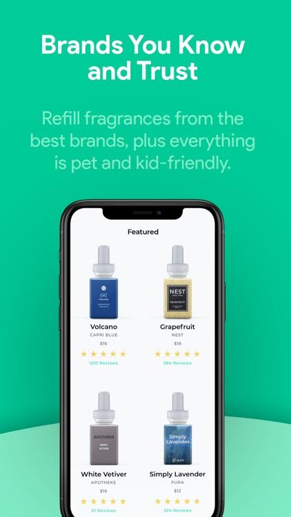 Pura Smart Fragrance Dispenser
