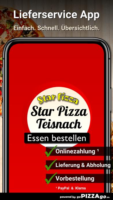 Star Pizza Teisnach screenshot 1