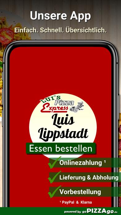 Luis Pizza Express Lippstadt screenshot 1