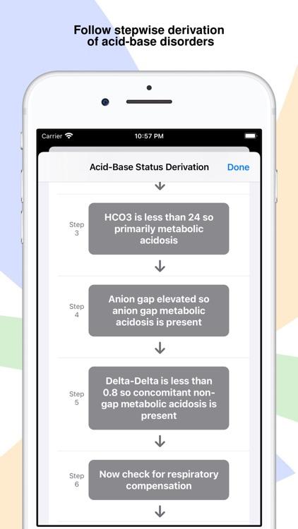 Acid Plus - The ABG Calculator screenshot-3