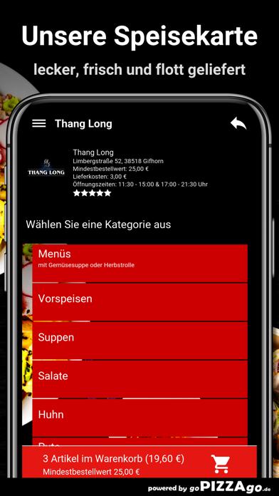 Thang Long Gifhorn screenshot 4