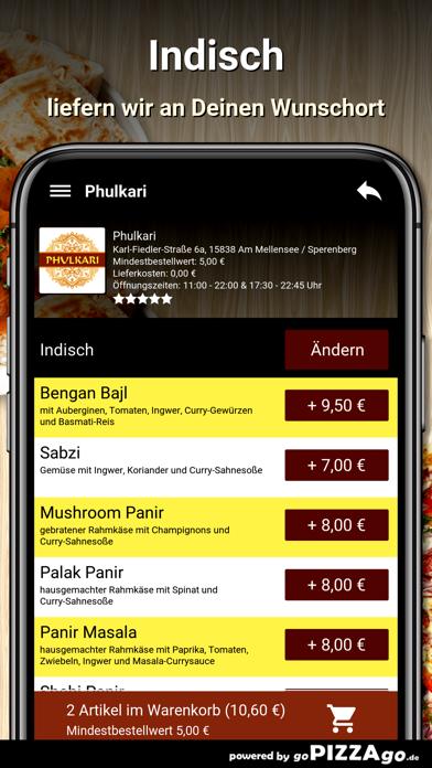 Phulkari Am Mellensee screenshot 6