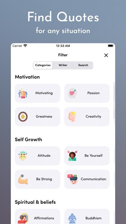 Inspire : Daily Motivation screenshot-4