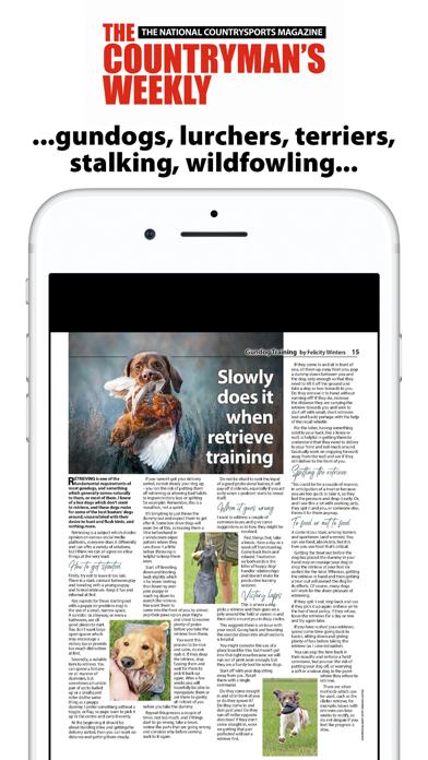 Countryman's Weekly MagazineScreenshot of 6