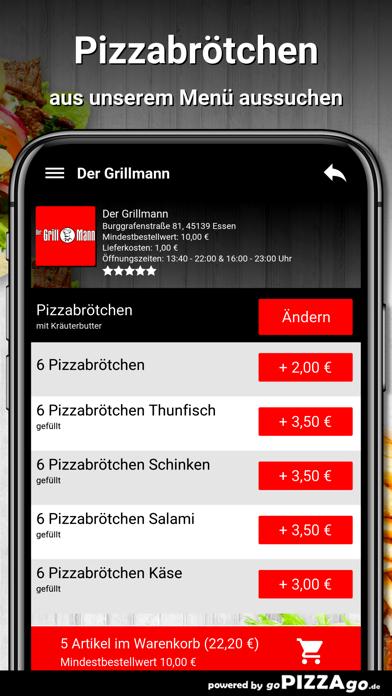 Der Grillmann Essen screenshot 5