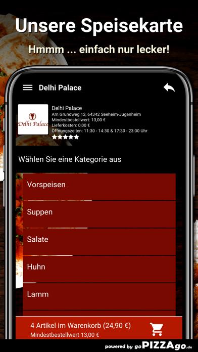 Delhi Palace Seeheim-Jugenheim screenshot 4