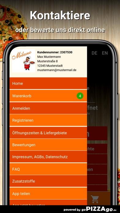 Milano Niefern-Öschelbronn screenshot 3