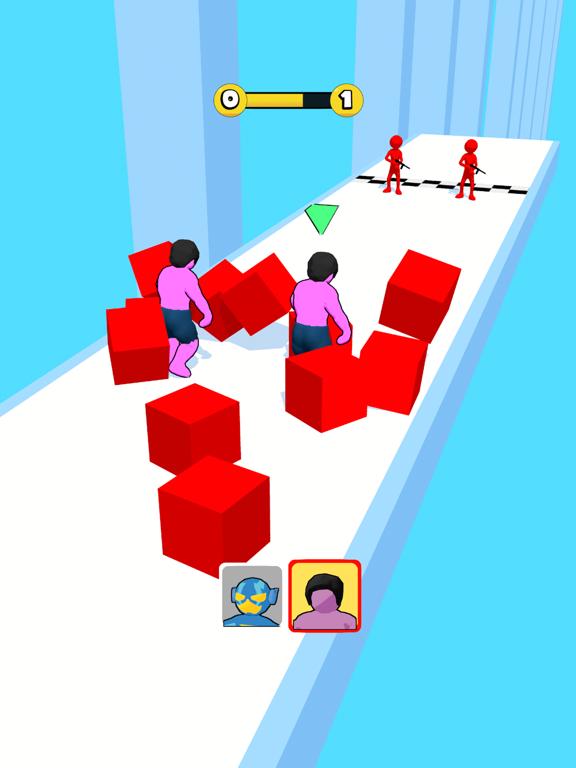 Superhero Race! screenshot 6