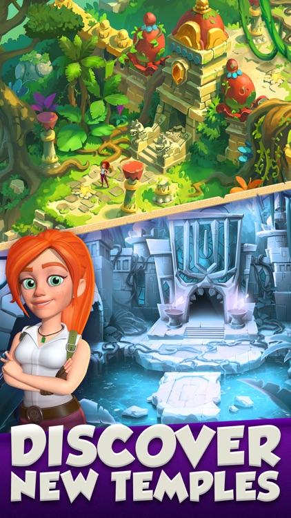 Temple Run: Puzzle Adventure screenshot-5