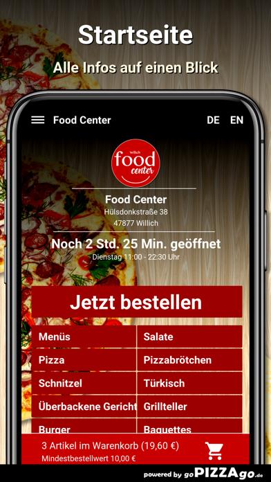 Food Center Willich screenshot 2