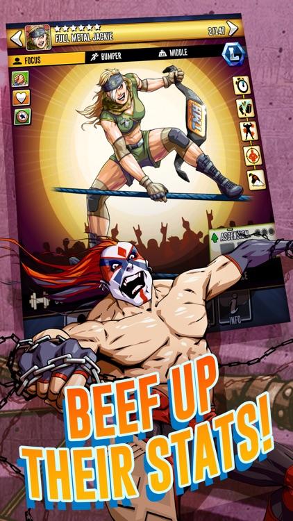 Muscle Hustle - PvP Wrestling screenshot-5