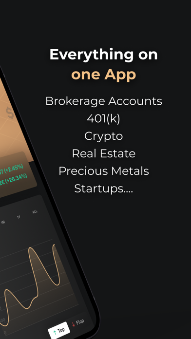 Finary: Investment Tracker