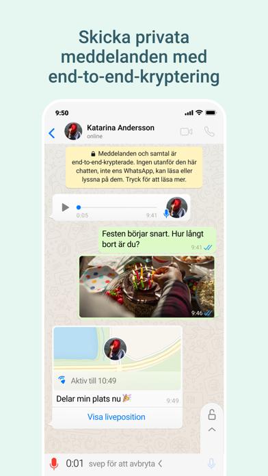 WhatsApp Messenger på PC
