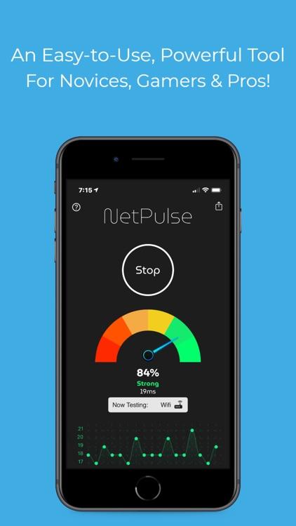 NetPulse App screenshot-4