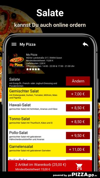 My Pizza-Soest screenshot 5