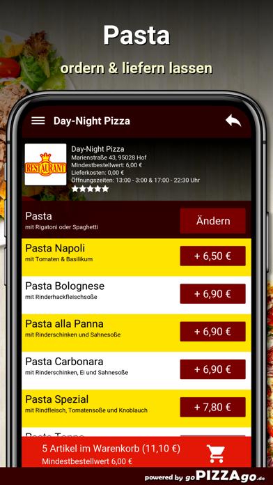 Day-Night Pizza Hof screenshot 2