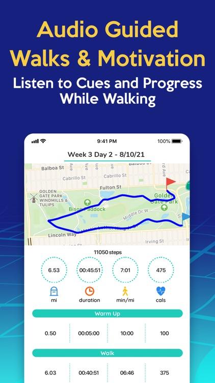 Walkster: Walk & Step Tracker screenshot-4