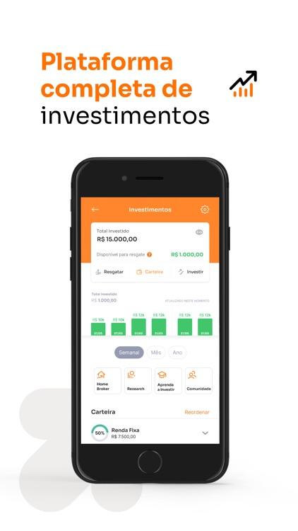 Inter - Abrir Conta e Investir screenshot-4