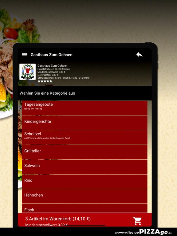 Gasthaus Zum Ochsen Flieden screenshot 8