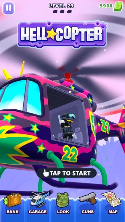 HellCopter screenshot-6