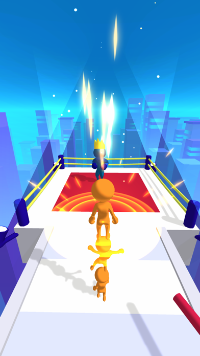 Match Human Run screenshot 3