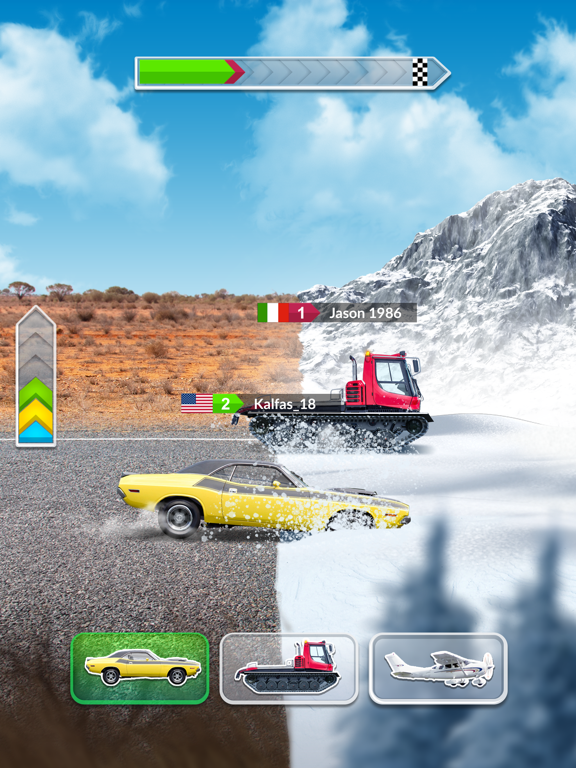 Multi Race: Match The Car screenshot 6