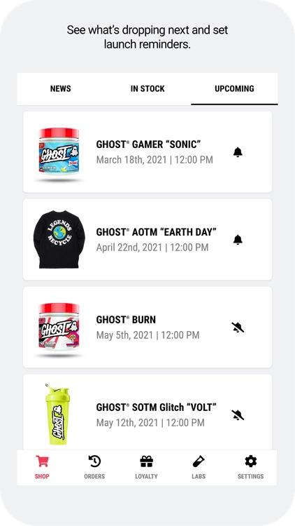 GHOST® screenshot-4
