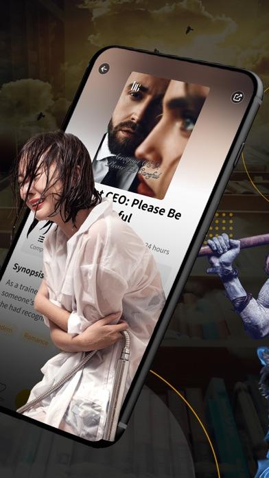 Babel Novel - Webnovel & Books Screenshot