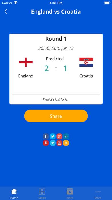 Euro Football App screenshot 4