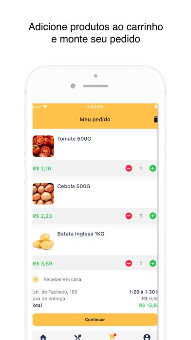 Seu Mercado Delivery screenshot 4