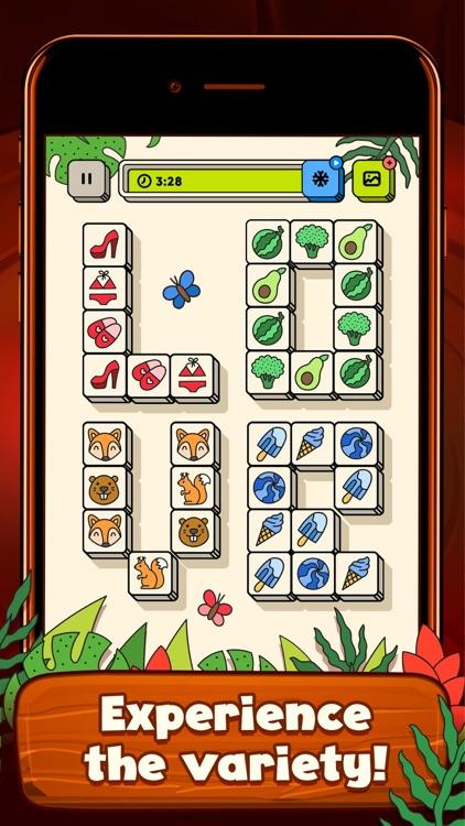 Twin Tiles - Tile Connect Game screenshot-0
