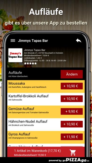 Tapas Bar Neustadt in Holstein screenshot 6