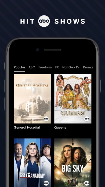 ABC – Live TV, Shows & Movies