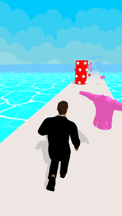 Money Run 3D screenshot 1