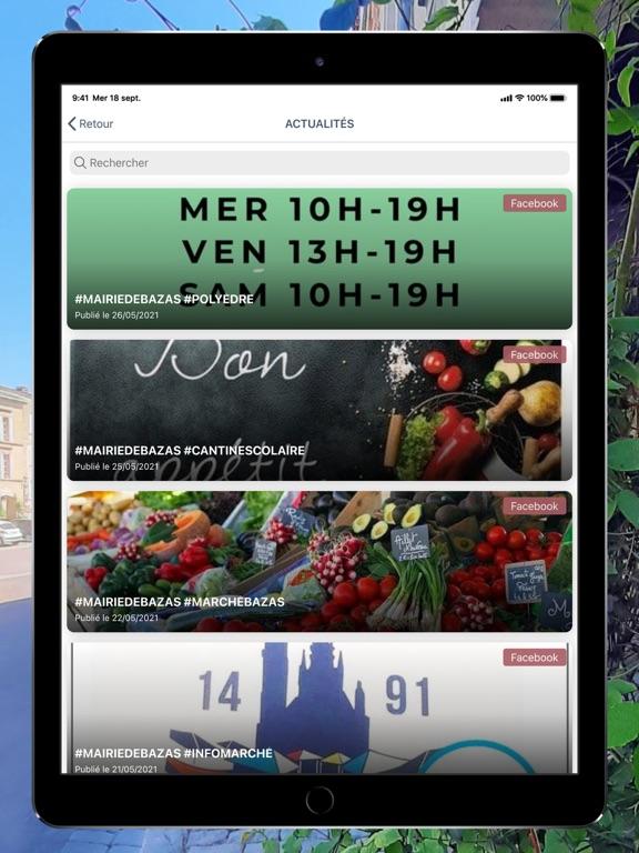 Bazas screenshot 8