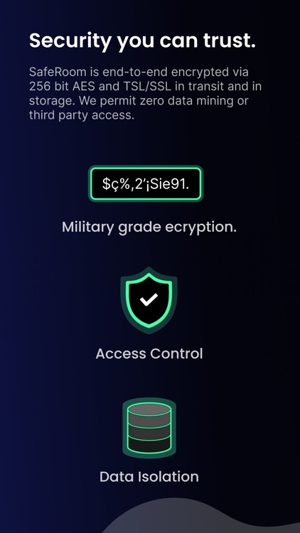 SafeRoom for Africa Walk screenshot-4