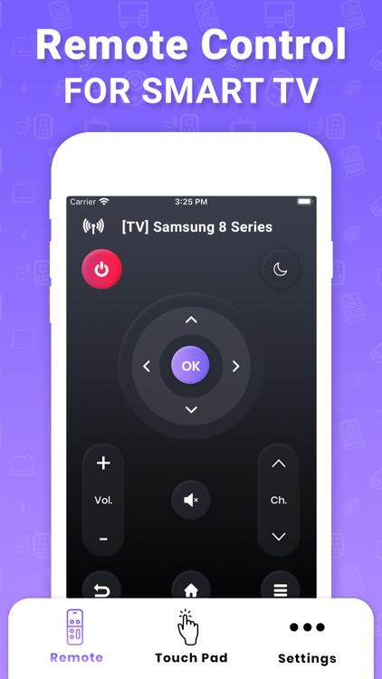 Universal TV Remote ●